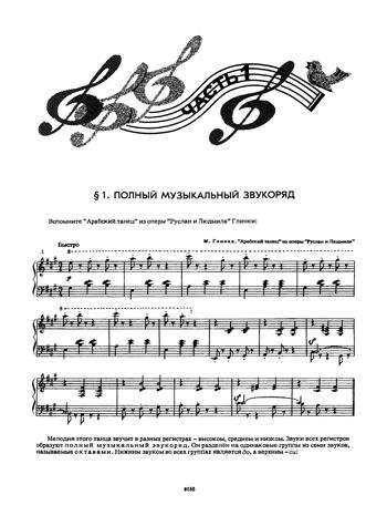 ГДЗ сольфеджио 4 класс Давыдова